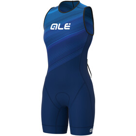 Alé Cycling Kaula Lympc Ärmelloser Triathlon Skinsuit Damen light blue